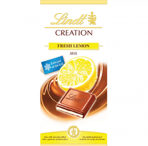 Lindt Creation refreshing lemon